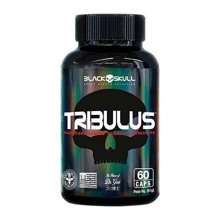 Tribulus Terrestris Black Skull - 60 Cápsulas