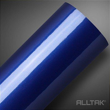 VINIL ALLTAK ULTRA DEEP BLUE METALLIC 1,38MT X 1,00MT