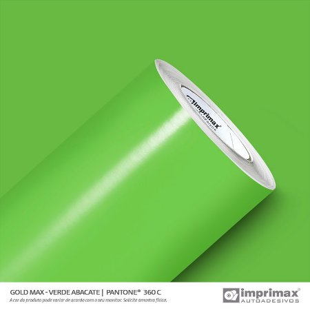 VINIL GOLD MAX VERDE ABACATE 1,22MT X 1,00MT