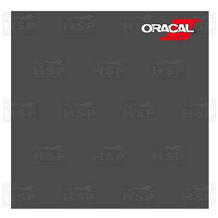VINIL ORACAL 651 DARK GREY 073 1,26MT X 1,00MT