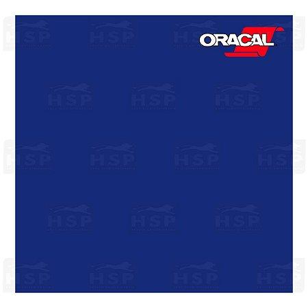 VINIL ORACAL 651 KING BLUE 049 1,26MT X 1,00MT