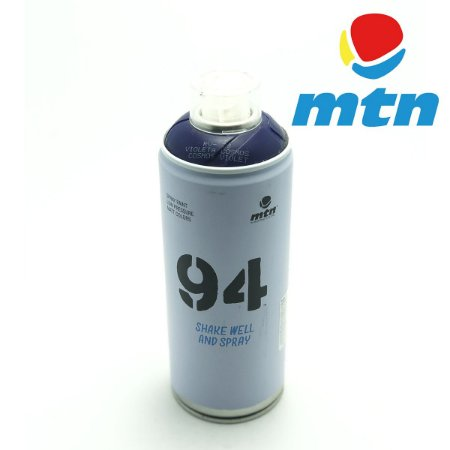 TINTA SPRAY MONTANA 94 400ml VIOLETA COSMOS