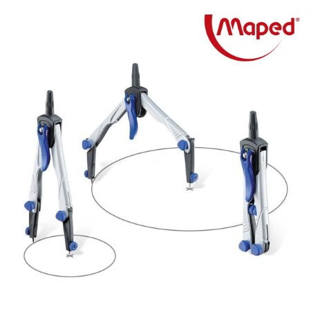 COMPASSO MAPED METAL TECHNIC COMPACT 538705