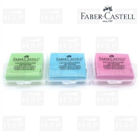 BORRACHA FABER CASTELL MALEAVEL COLORIDA