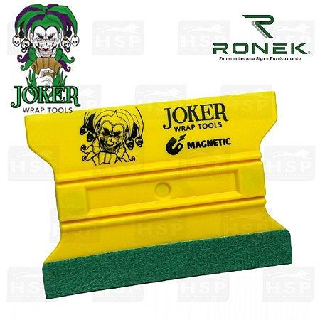 ESPATULA RONEK JOKER MAGNETIC AMARELA - APLICAÇÃO DE ADESIVO COD. 3073