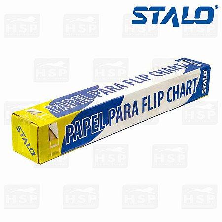 PAPEL STALO PARA FLIP CHART COM 50FL