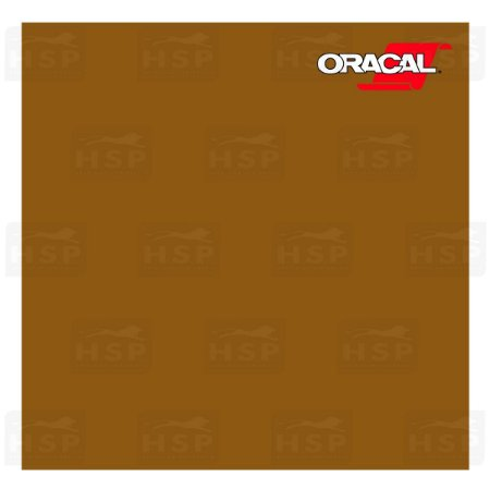 VINIL ORACAL 651 COPPER 092 1,26MT X 1,00MT