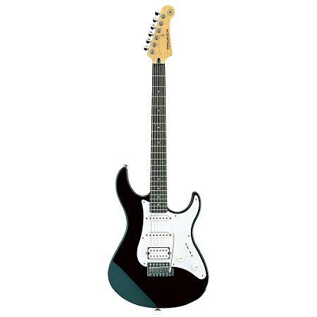 Guitarra Stratocaster Pacifica112J Preta Yamaha