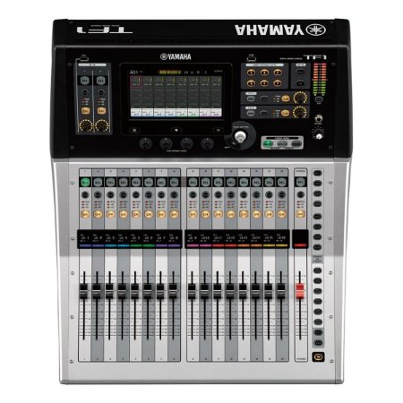 Mesa de Som Digital TF-1 40 Canais Yamaha