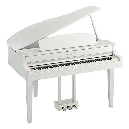 Piano Digital Clarinova CLP-765GP WH Branco Yamaha