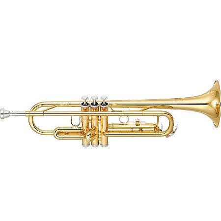 Trompete YTR-3335 Cn Laqueado Yamaha