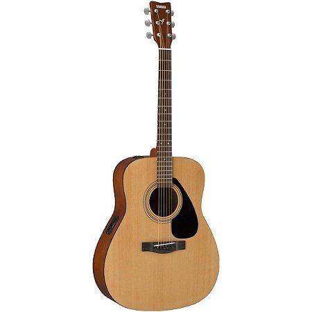 Violão Eletroacústico Folk FX-310 All Natural Yamaha