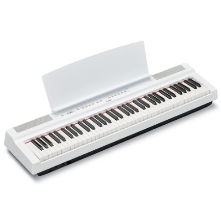Piano Digital P-121 73 Teclas com Fonte Bivolt Yamaha