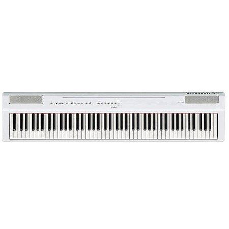 Piano Digital P-125 de 88 Teclas com Fonte Bivolt Yamaha