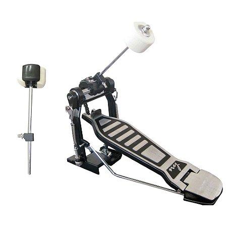 Pedal de Bumbo BP1 com Batedor PH2 Extra New York