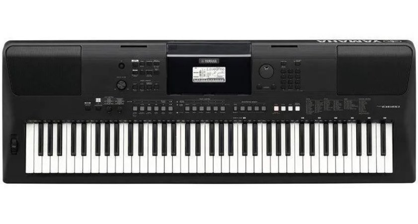 Teclado Yamaha Psr - EW 410 Com Fonte Bivolt