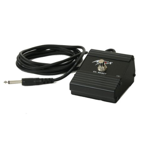 Pedal Para Amplificador FS1 Mega