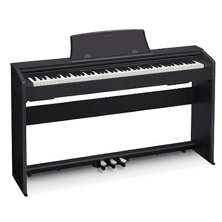 Piano Digital Privia PX-770 Casio