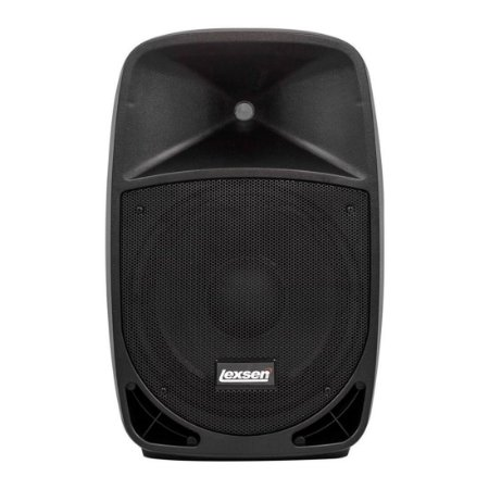 Lexsen LX12 MP3 | Caixa de Som Ativa 12 Bluetooth USB