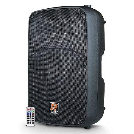 Staner SR315A | Caixa de Som Ativa 15 com Bluetooth e USB