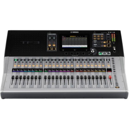 Yamaha Tf3 | Mesa De Som Digital 24 Canais