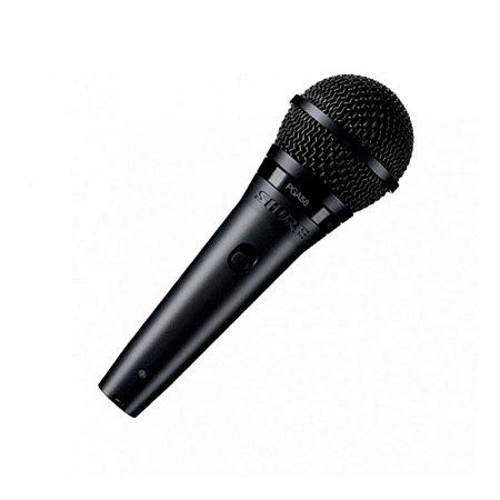 Shure PGA58 | Microfone com Fio de Mão