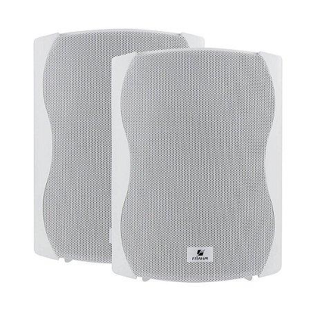 Frahm KIT PS PLUS BT 6 | Kit de Caixa de Som Bluetooth Branca