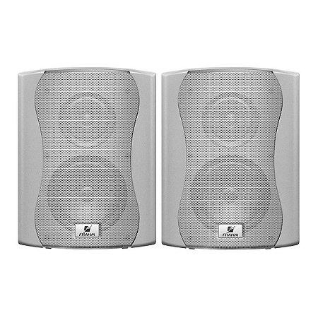 Frahm PS 6 PLUS | Caixa de Som Ambiente 6 Pol Branca