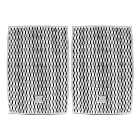 JBL C521 Branca | Caixa Acústica 5 Pol (Par)