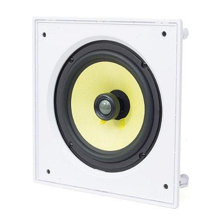 JBL CI8S | Caixa de Som para Embutir Quadrada 8 pol