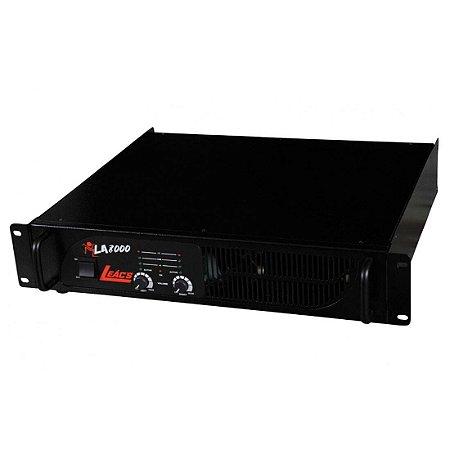Leacs LA8000 | Amplificador de Potencia 1500W Rms