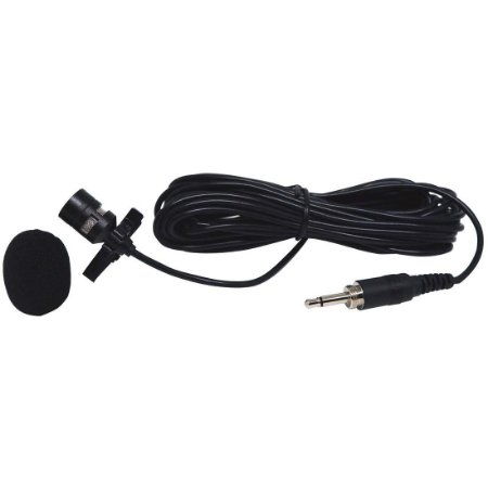 Leson ML100R | Microfone com Fio de Lapela