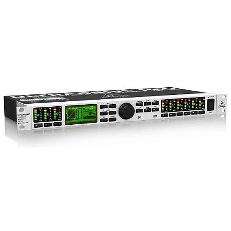 Behringer DCX2496 | Crossover Processador Digital