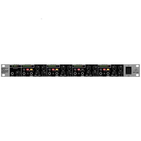 Behringer HA4700 | Amplificador de Fone 4 Canais