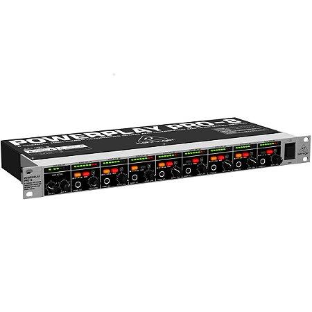Behringer HA8000 | Amplificador de Fone 8 Canais