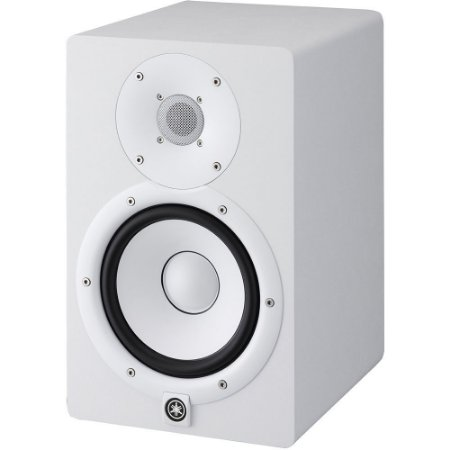 YAMAHA HS7W | Monitor de Referencia Bi-Amplificado Branco