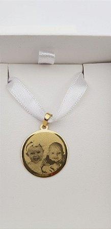 Pingente Medalha 2,0cm