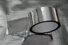 Fita Adesiva Metalizada