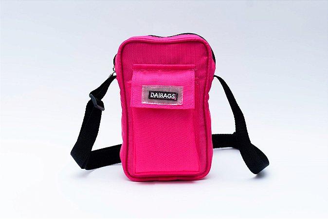 Shoulder Bag Baddie Pink