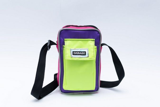 Shoulder Bag Baddie Colorida