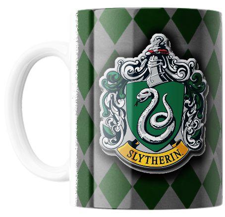 Caneca Personalizada Harry Potter Sonserina