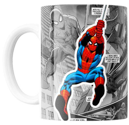 Caneca Homem aranha - Spider Man