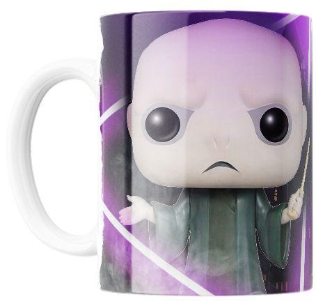 Caneca Magica Funko Harry Potter - Lord Voldemort