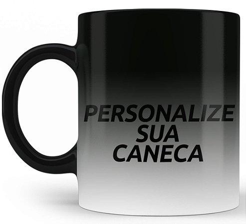 Caneca Mágica -  Personalize a Sua