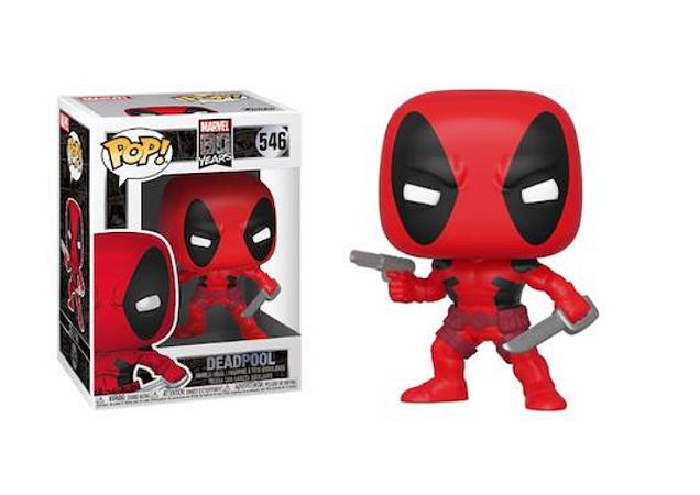 Deadpool - Marvel Anos 80 - Funko Pop