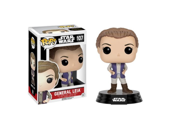 General Leia - Star Wars - Funko Pop