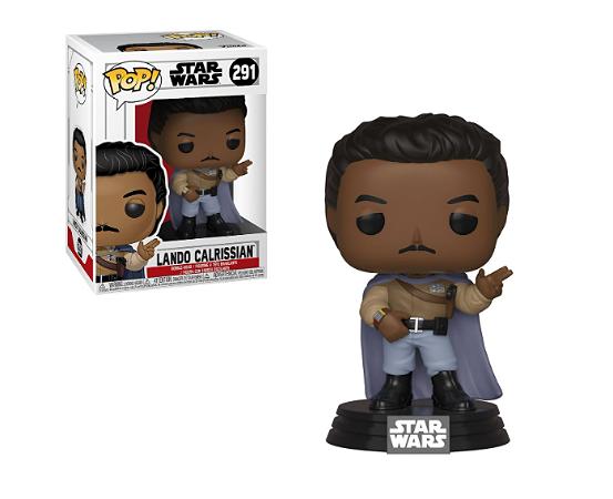 Lando Calrissian - Star Wars - Funko Pop