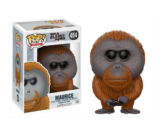 Maurice - Planeta Dos Macacos - Funko Pop