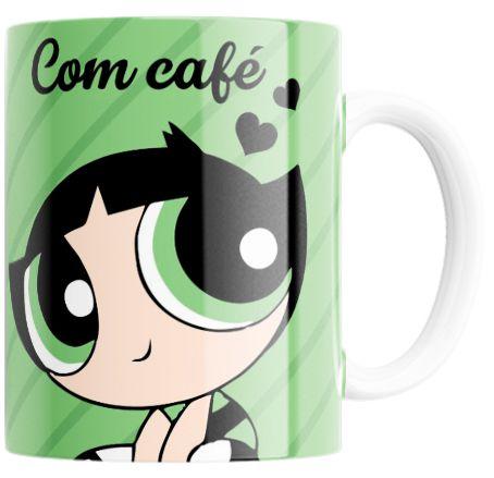 Caneca Docinho - Com Café e Sem Café