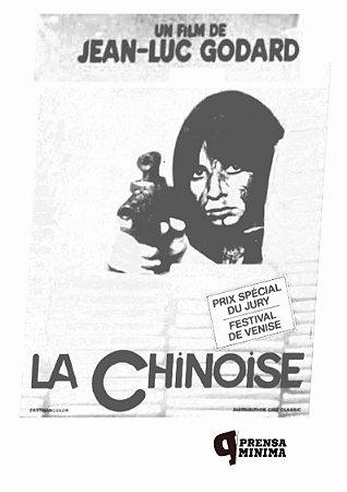 Camiseta La Chinoise